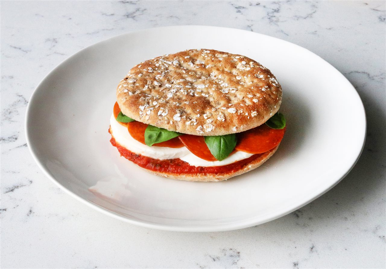 Pizza Sandwich, Fun Mealtime For Kids